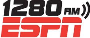 1280 am ESPN logo