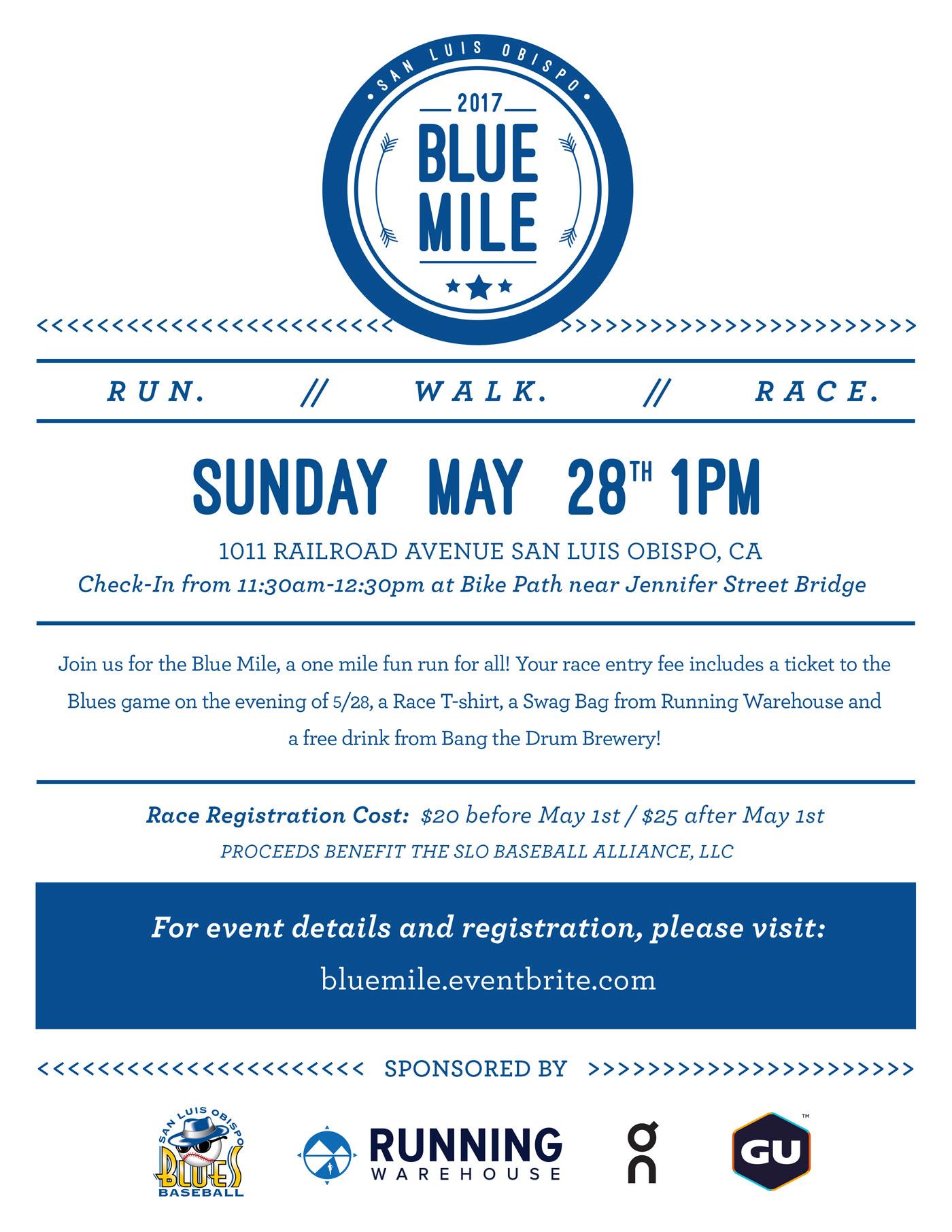 Blue Mile Flyer thumbnail
