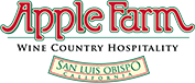 Apple Farm logo San Luis Obispo