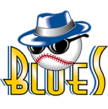 Blues Baseball logo San Luis Obispo