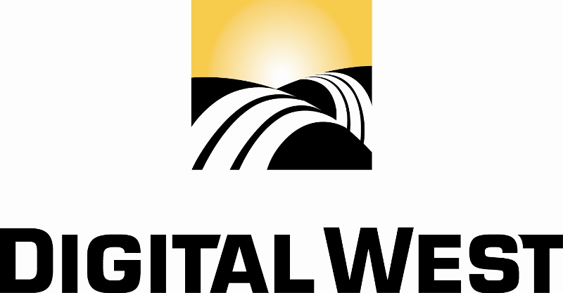 Digital West logo