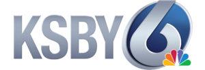 KSBY 6 logo