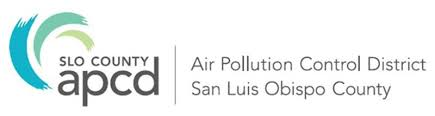 Air Pollution Control District San Luis Obispo County logo
