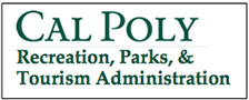 Cal Poly Recreation, Parks, and Tourism Administration logo San Luis Obispo