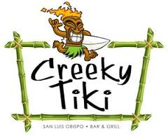 Creeky Tiki logo
