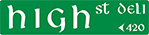 High St. Deli logo San Luis Obispo