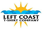 Left Coast T-Shirt Company logo