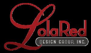 Lola Red Design Group logo