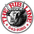 The Rib Line BBQ logo San Luis Obispo