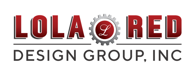 Lola Red Design Group logo